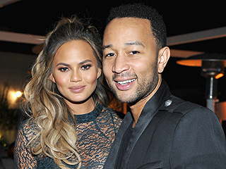 John Legend and Chrissy Teigen's New Daughter Luna Has Them 'Walking on Air'