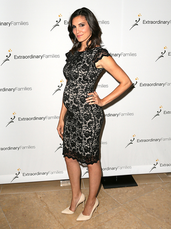 Daniela Ruah Pregnant Expecting Second Child