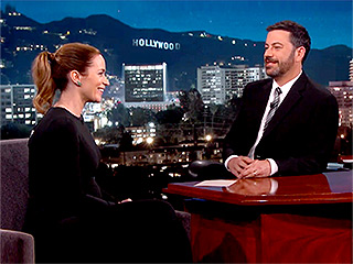 WATCH: Emily Blunt's Daughter Isn't Quite Ready to Be a Big Sister: She 'Likes Being Top Dog'