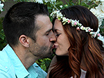 See the First Photo of Big Brother's Brendon Villegas and Rachel Reilly Adorable Baby Girl