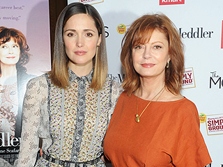 Susan Sarandon on Being a Meddling Mom: I Tell My Kids 'It's My Job to Embarrass You Occasionally'