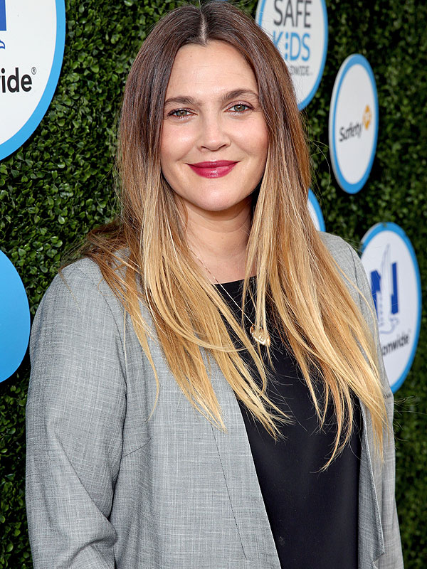 Drew Barrymore Safe Kids Day Event