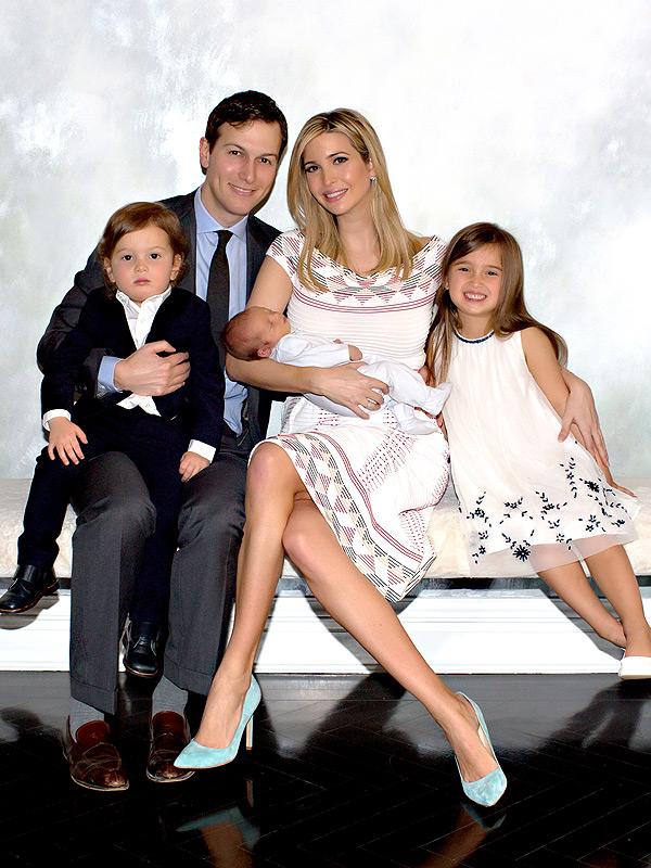 Ivanka Trump family photo