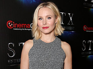 Kristen Bell Responds to Donald Trump's Frozen Tweet: 'Zip It Don'