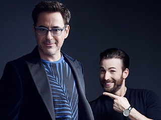 Robert Downey Jr. Puts His Son to Bed Under Superhero Sheets (But Not Iron Man Ones!)