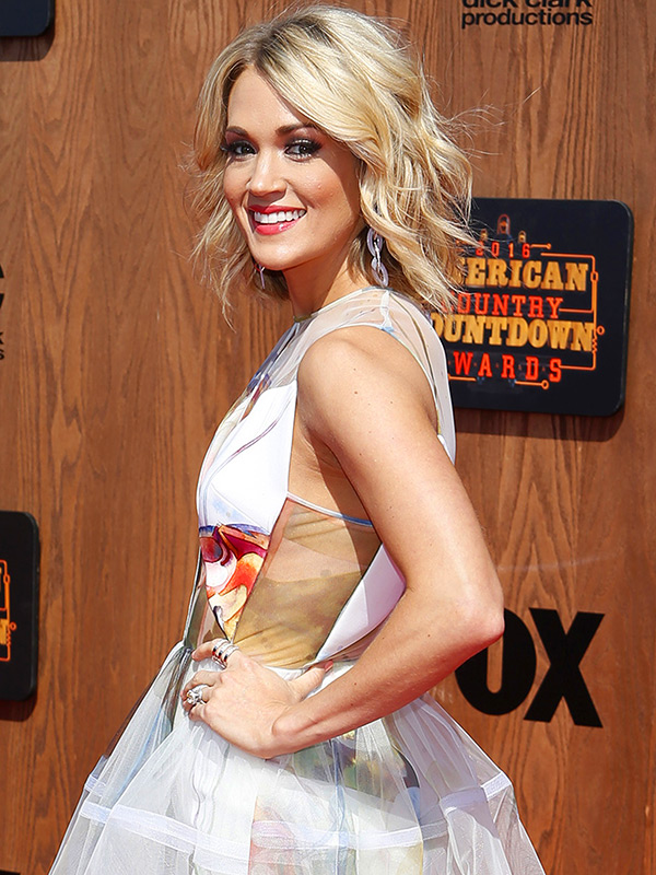 Carrie Underwood American Country Countdown Awards