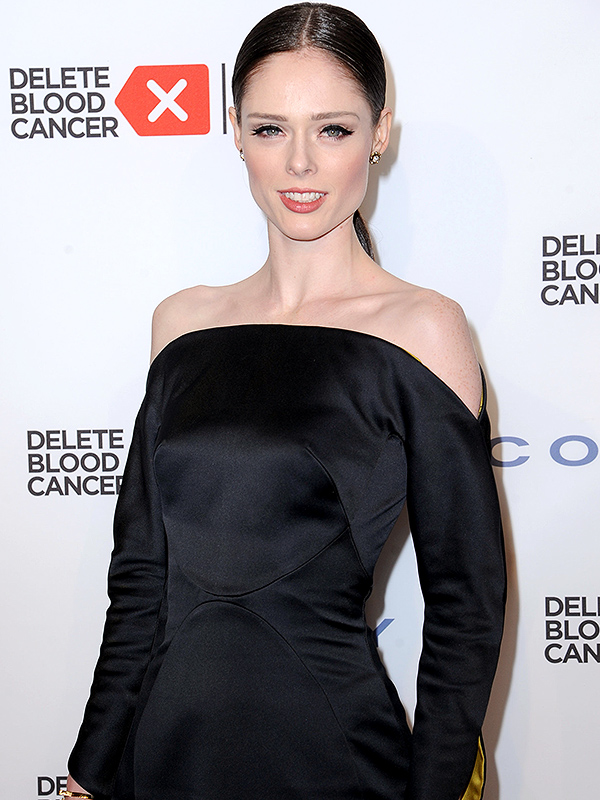 Coco Rocha Delete Blood Cancer DKMS gala