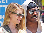 Eddie Murphy Welcomes Daughter Izzy Oona