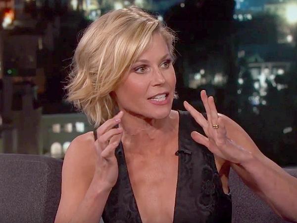 Julie Bowen Jimmy Kimmel Live