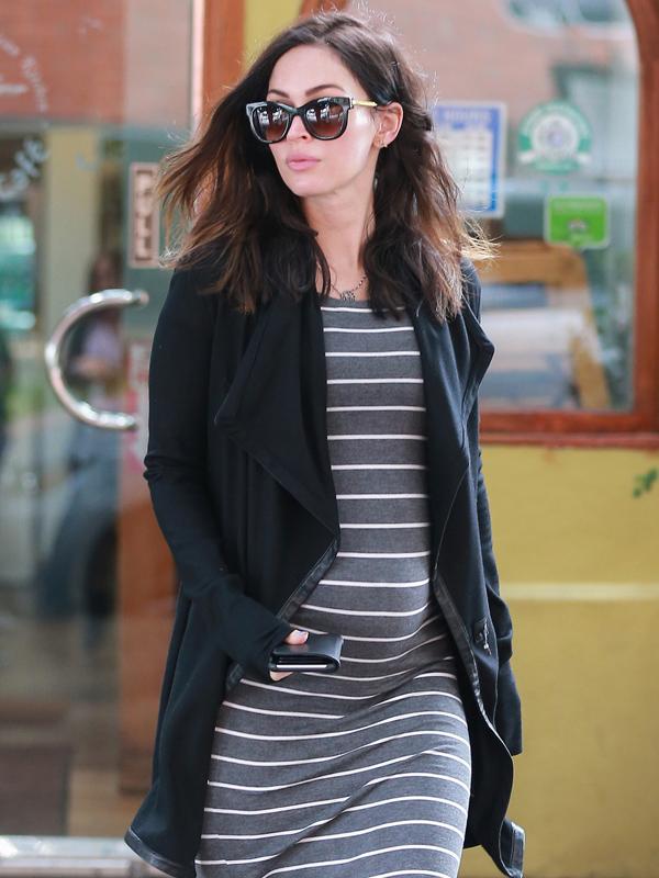 Megan Fox pregnant Brian Austin Green