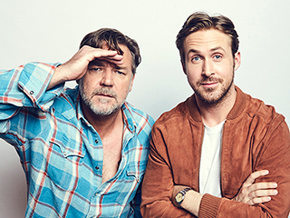 Why Ryan Gosling Will Never Let Russell Crowe Babysit His Daughters