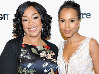 Kerry Washington Hints Shonda Rhimes Knew About Her Pregnancy First (Even Before Her Parents!)