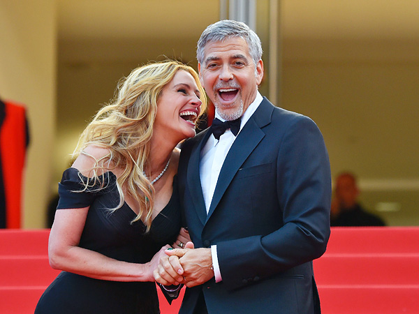 Julia Roberts George Clooney