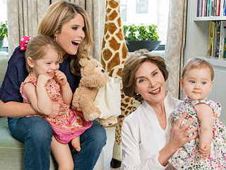 Jenna Bush Hager Dishes on Raising Outdoorsy Daughters in the City and How She Limits Their Screen Time