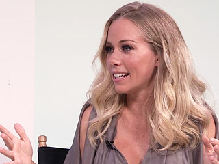WATCH: Kendra Wilkinson on Letting Her Son Sleep in Her Bed: 'We Wake Up Holding Each Other's Hands'