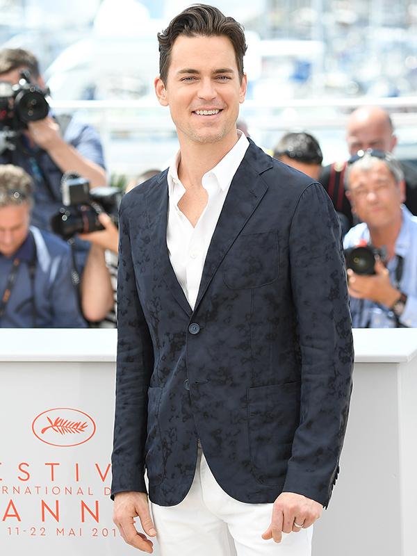 Matt Bomer Cannes