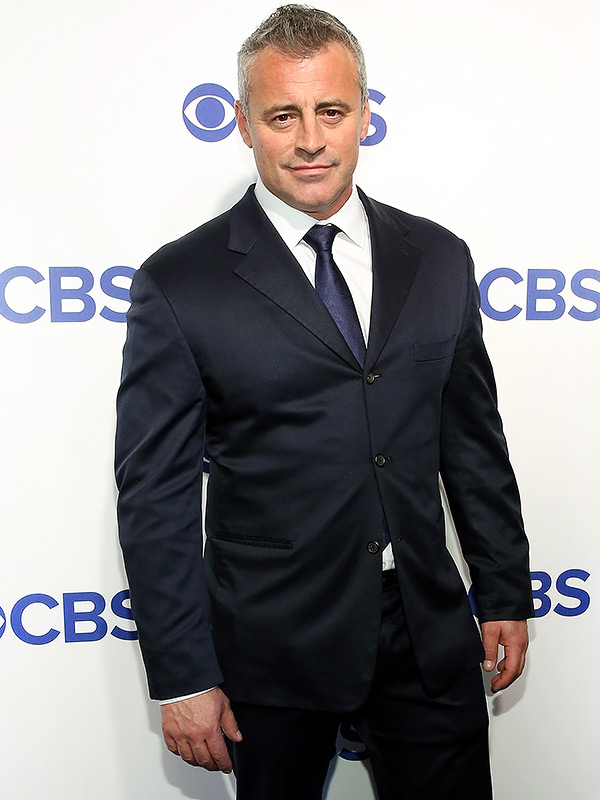 Matt LeBlanc Man with a Plan