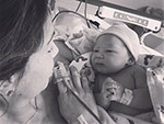 Melissa Rycroft Welcomes Son Cayson Jack