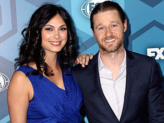 Morena Baccarin Steps Out with Ben McKenzie 11 Weeks After Welcoming a Daughter