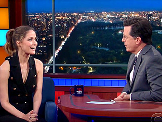 WATCH: Rose Byrne Jokes Her Breast Milk Was 'Confiscated' by the TSA: 'They Take It Very Seriously'