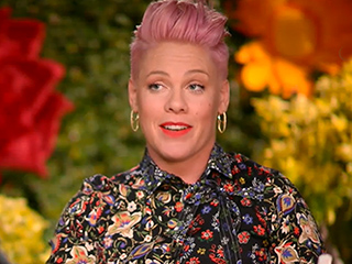 """Pink Says Her Daughter Hates Her Singing: 'I'm Like, """"I Had a No. 1 Hit When You Were in My Belly"""" '"""