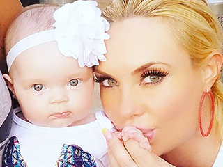 WATCH: Coco Austin on Breastfeeding Daughter Chanel: 'It Hurt My Feelings' When She Wanted the Bottle
