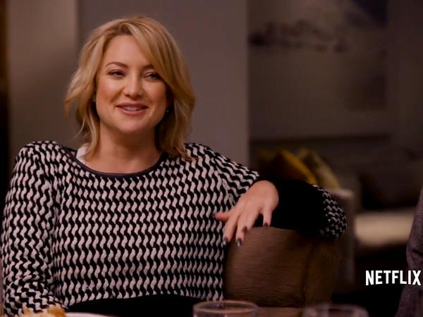Chelsea Handler Mayim Bialik Kate Hudson