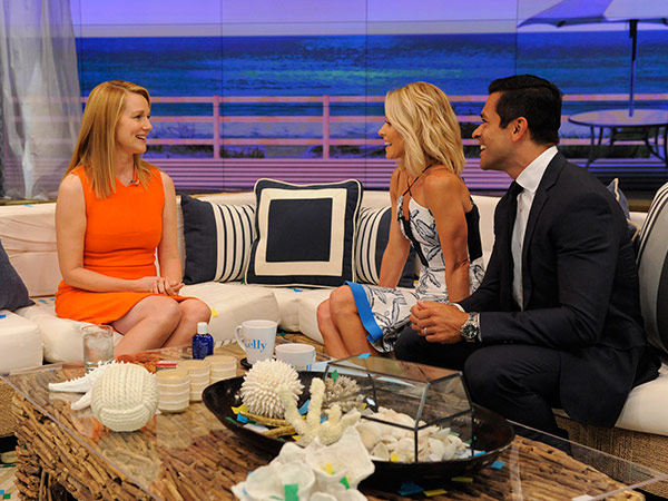Laura Linney Live Kelly June 3