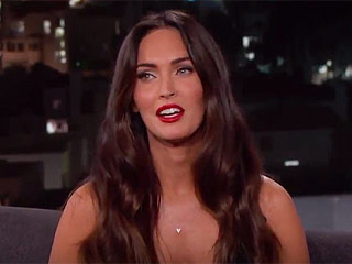 Pregnant Megan Fox 'Hears Messages' from Her Unborn Child: 'This Baby Wanted Me to Live Somewhere Else So We're Moving'