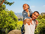 Tyga on 3-Year-Old Son King Cairo: 'He Makes Me Step Back and Really Enjoy Life'