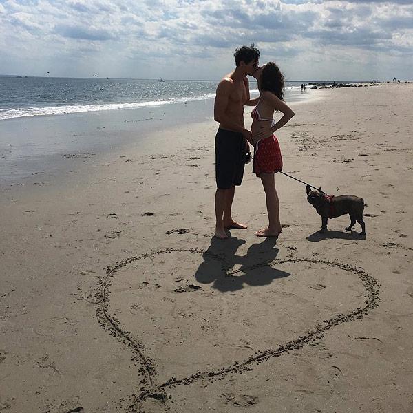 Ben Walker Kaya Scodelario Pregnant