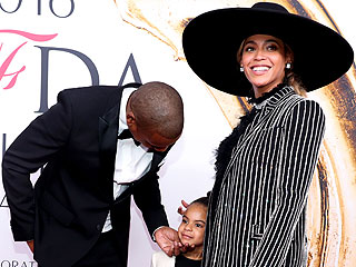All the Details on Blue Ivy Carter's $820 Skirt from the CFDA Awards