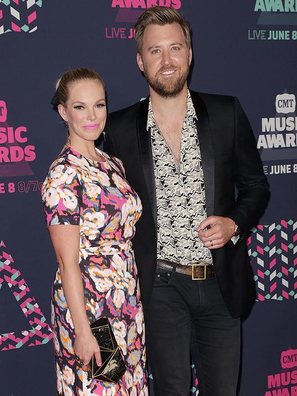 Charles and Cassie Kelley CMT Awards