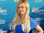 Holly Madison Welcomes Son Forest Leonardo Antonio