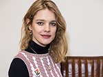 Natalia Vodianova Welcomes Son Roman
