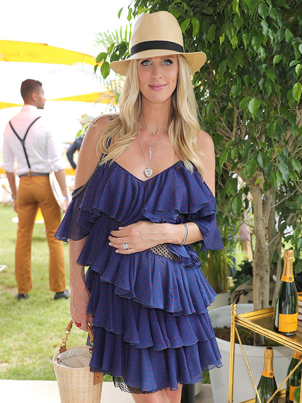 Nicky Hilton Daughter's Nursery