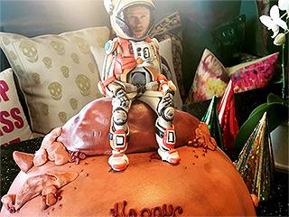 Pink's Daughter Turns 5 with a Little (Unofficial) Help from Matt Damon