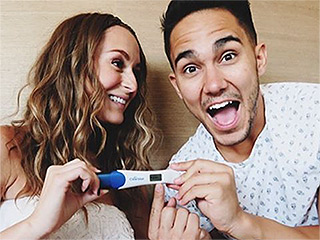 Alexa PenaVega Is Pregnant! Actress Expecting First Child with Husband Carlos
