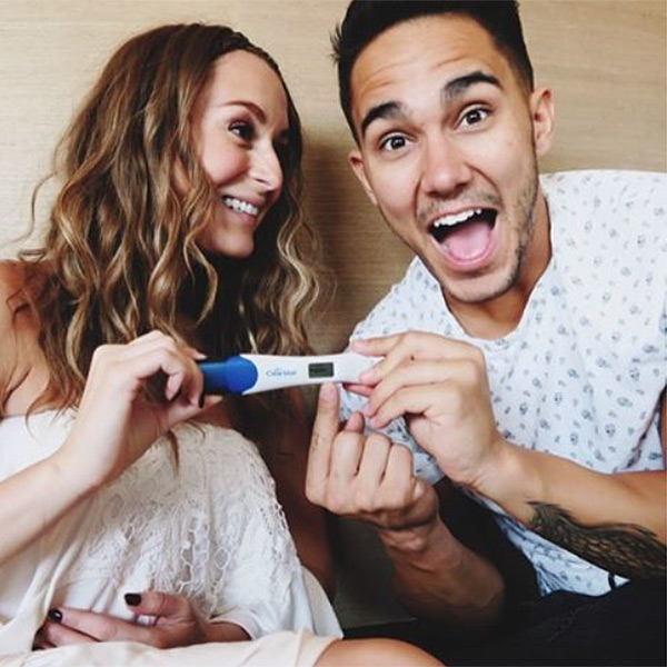 PenaVega First Pregnancy Announcement