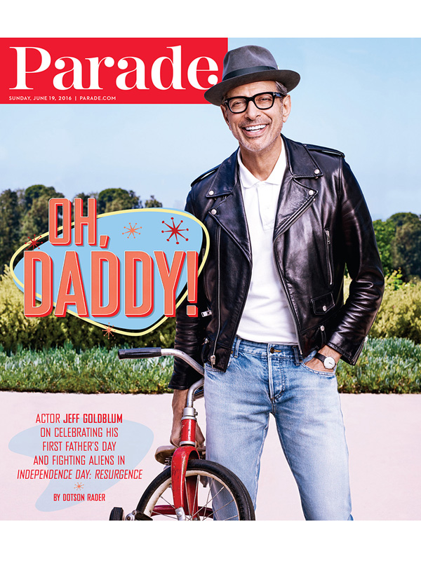 Jeff Goldblum son Charlie