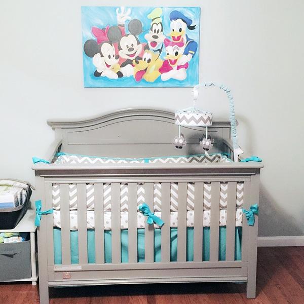 Inside Jenni Jwoww Farley S Disney Inspired Nursery