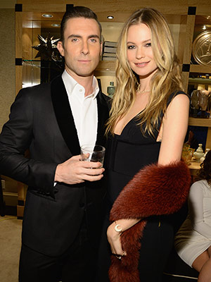 Adam Levine Behati Prinsloo Welcome Daughter Dusty Rose