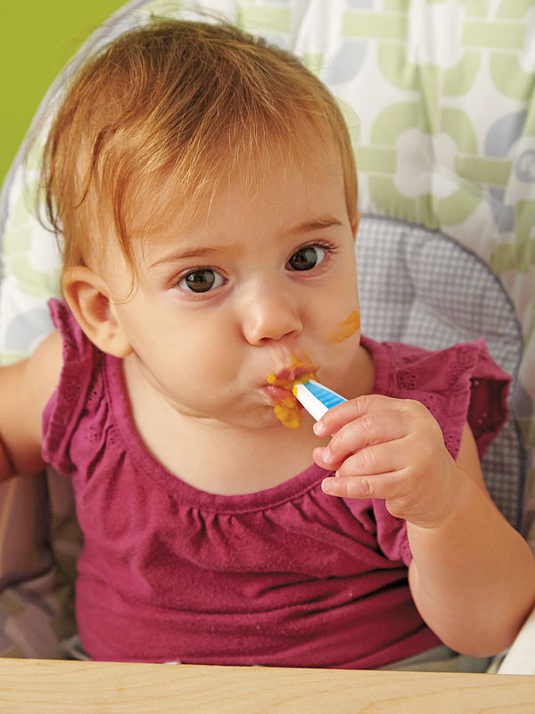 Baby Self-Feeding Tips 2