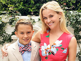 Reese Witherspoon Is One 'Proud Mom' at Deacon's Elementary School Graduation | Ava Phillippe, Jim Toth, Reese Witherspoon, Ryan Phillippe