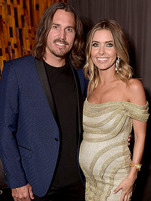 Audrina Patridge Welcomes Baby Girl