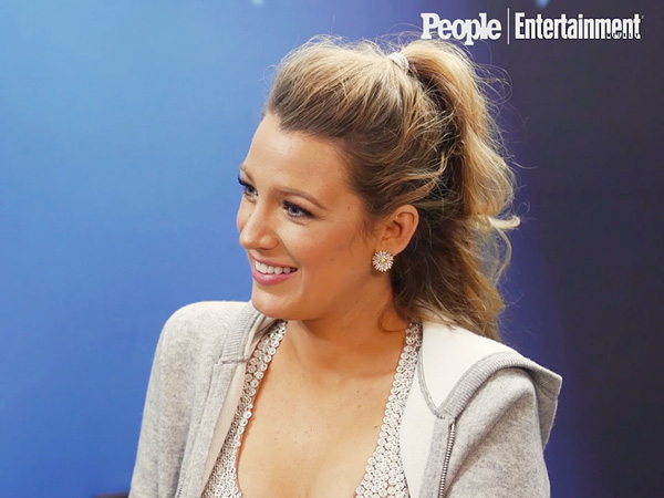 Blake Lively Pregnancy Fashion Jess Cagle