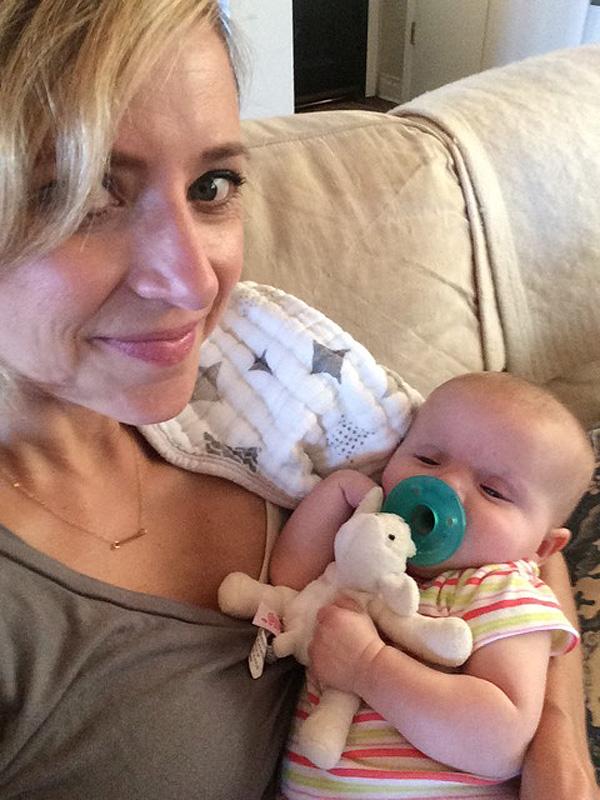 Christine Lakin blog