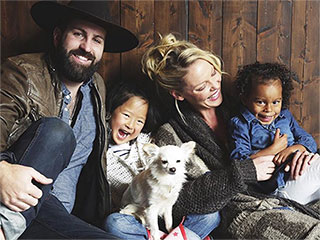 Katherine Heigl Is Pregnant! Actress Expecting Son with Josh Kelley After Adopting Two Daughters