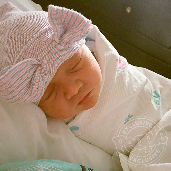 Kris Allen Daughter Rosie Elizabeth 2