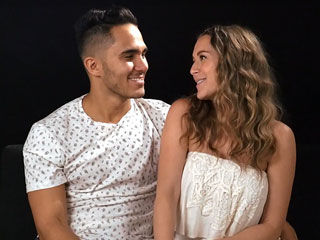 WATCH: Carlos and Alexa PenaVega on the 'Journey' to Pregnancy: 'It's a Lot Harder Than You Think'